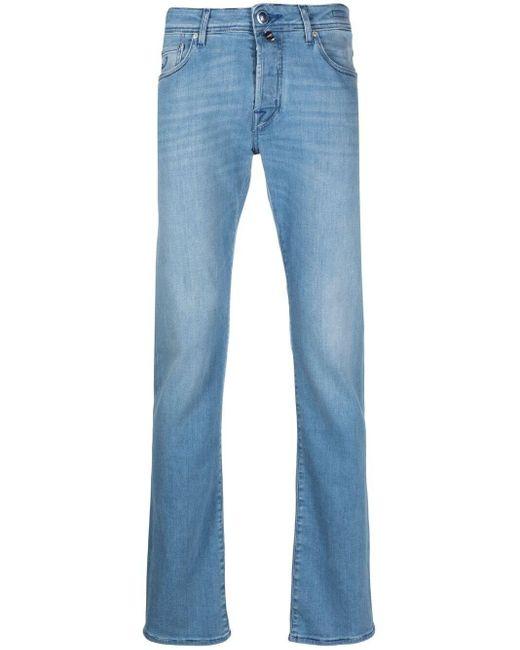 Jacob Cohen Jeans mit geradem Bein in Blue für Herren