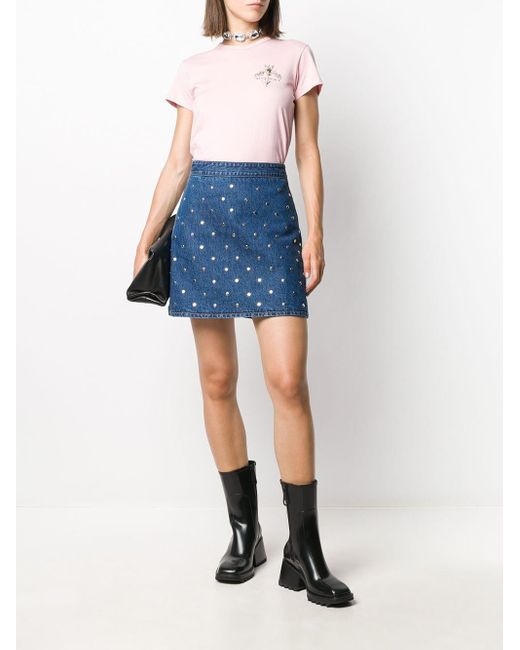 Givenchy ロゴ Tシャツ Pink