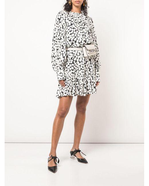 Proenza Schouler ドット ドレス White
