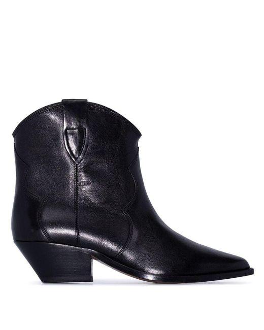 Isabel Marant Dewina 40 ブーツ Black