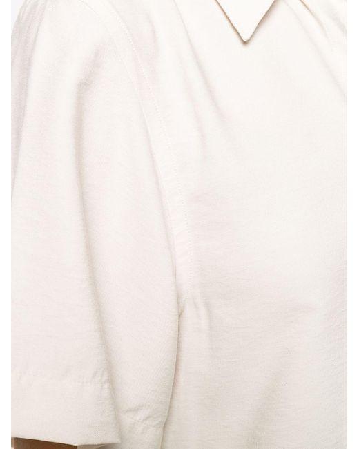 AMI コンシールフロント シャツ Multicolor