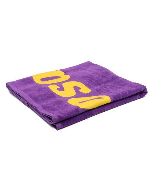Пляжное Полотенце С Логотипом DSquared² для него, цвет: Purple