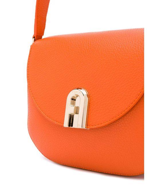 Сумка На Плечо Sleek Furla, цвет: Orange
