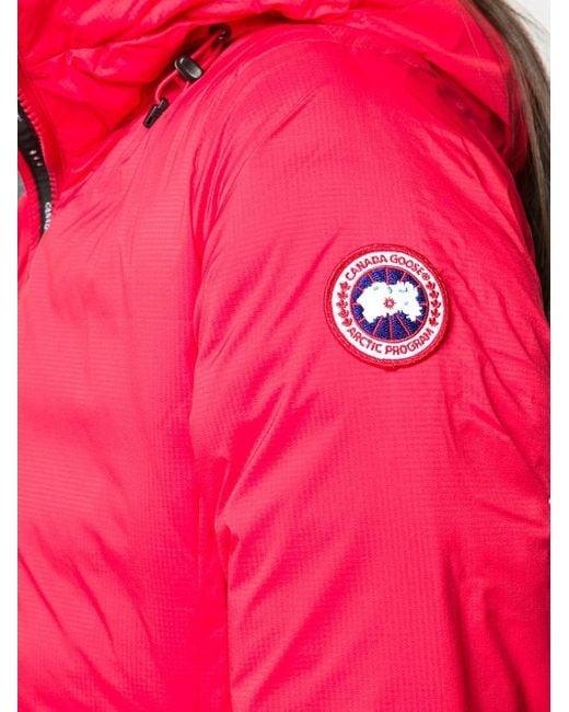 Canada Goose フーデッド パデッドジャケット Multicolor
