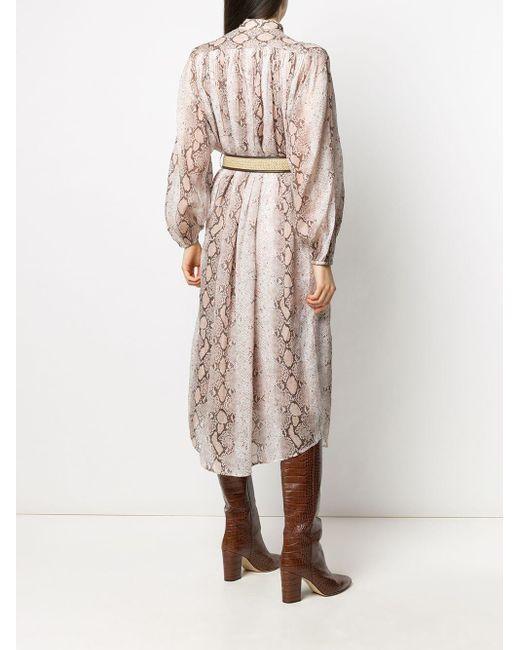 Zimmermann Bellitude ドレス Multicolor