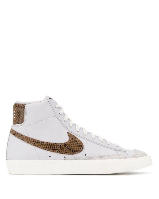 メンズ Nike Blazer Mid 77 Vintage スニーカー White
