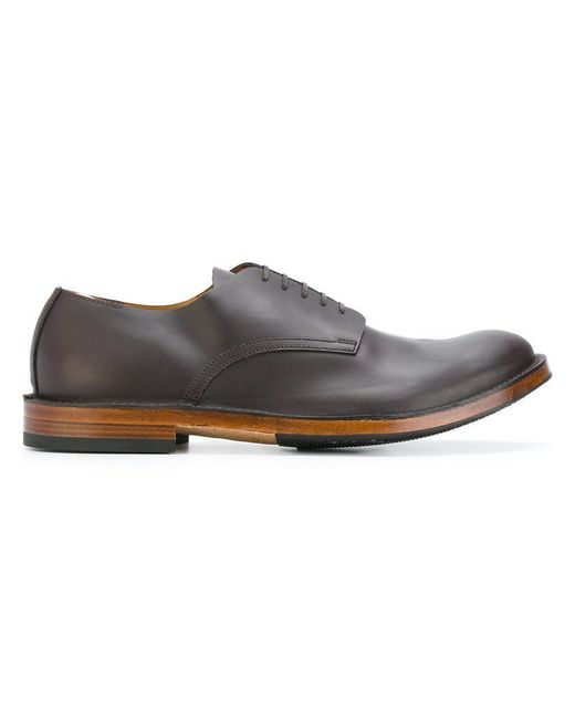 Officine Creative   Brown Attitude Shoes for Men   Lyst