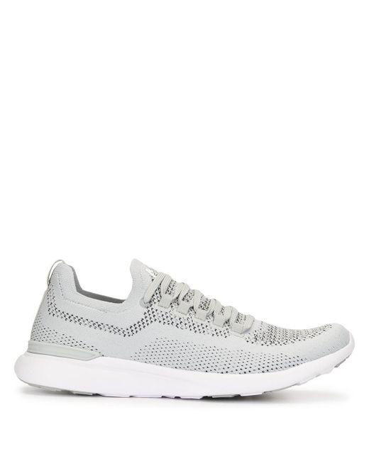 APL Shoes ローカット スニーカー Gray