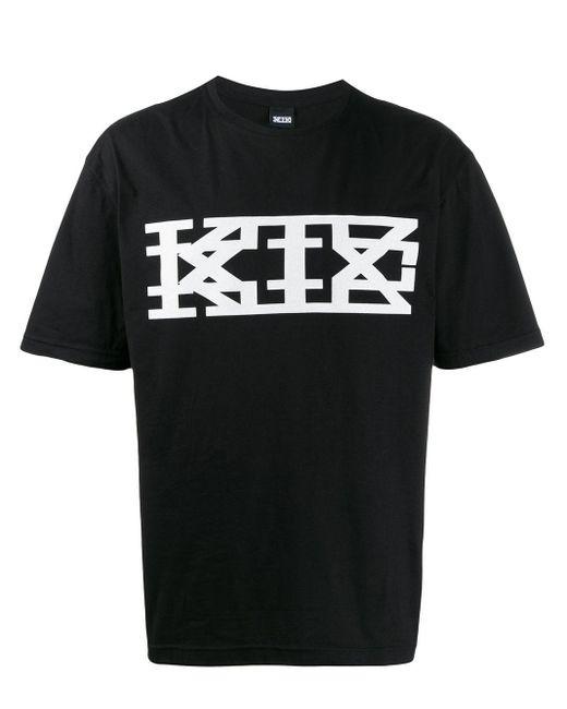 KTZ ロゴ Tシャツ Black