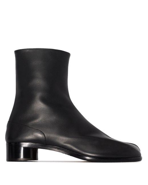 Ботинки Tabi Maison Margiela для него, цвет: Black