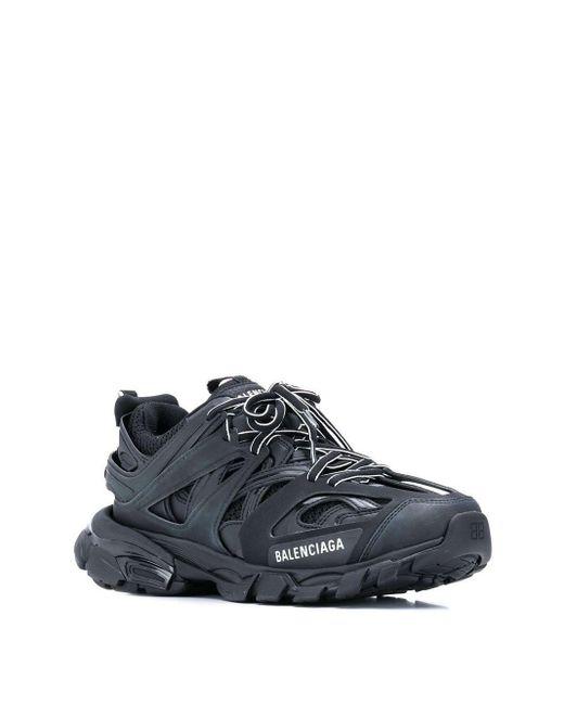 Balenciaga Trainingssneakers in het Black