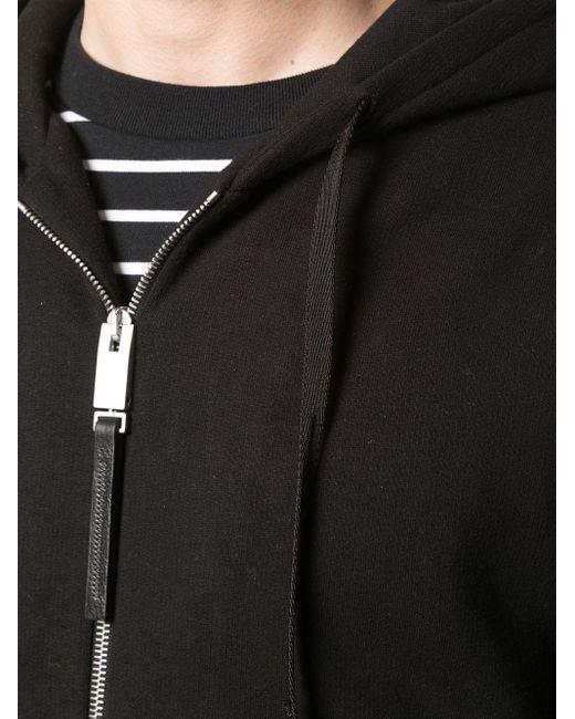 メンズ 1017 ALYX 9SM マルチポケット パーカー Black