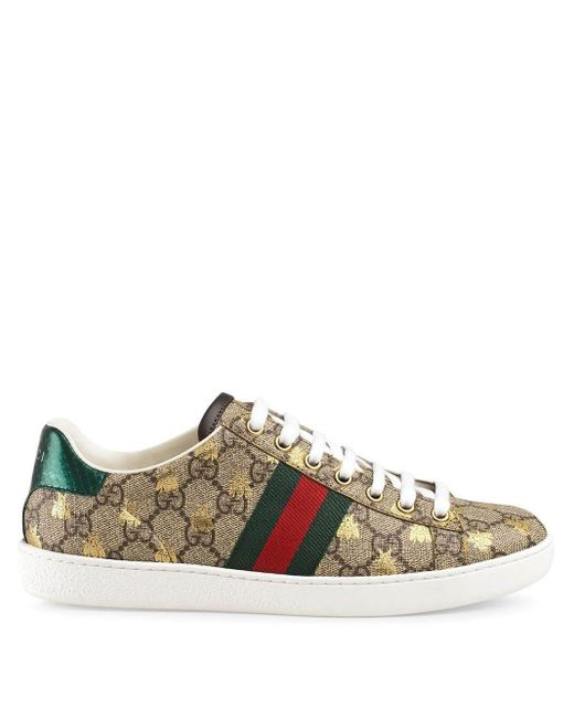 Gucci GGスプリーム エース スニーカー Multicolor
