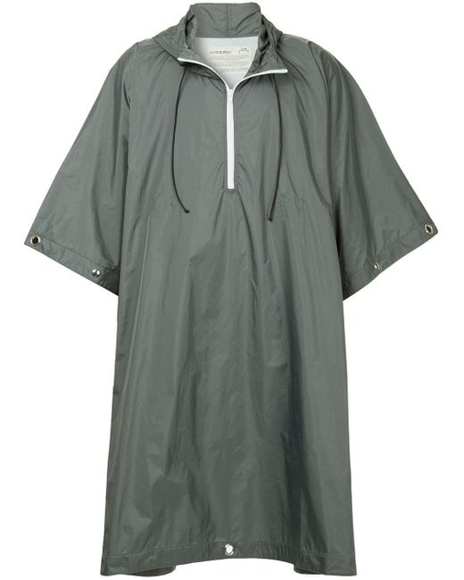 Imperméable oversize A_COLD_WALL* en coloris Gray