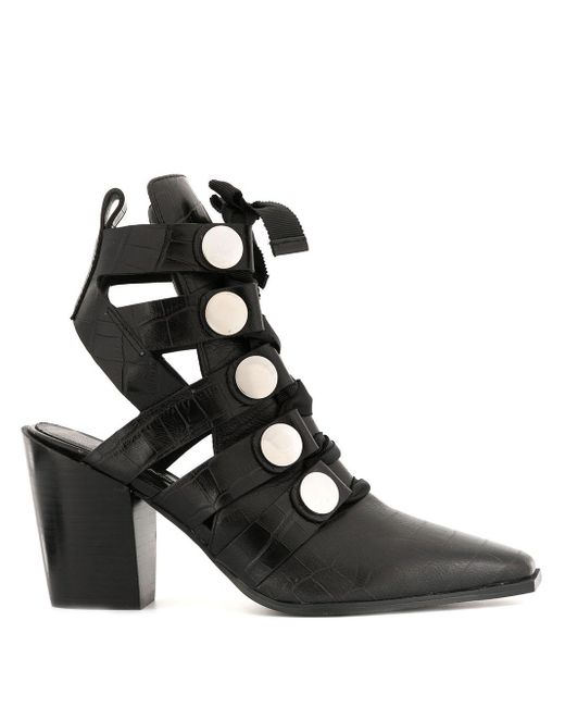 Senso Quinetta I ブーツ Black