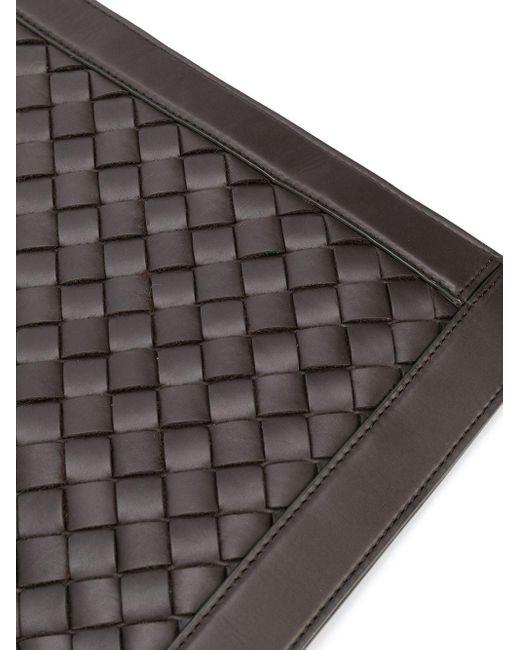 Папка С Плетением Intrecciato Bottega Veneta для него, цвет: Brown
