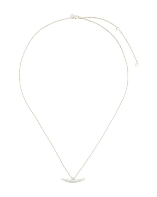 Shaun Leane - Multicolor 'Arc' Halskette aus Silber for Men - Lyst