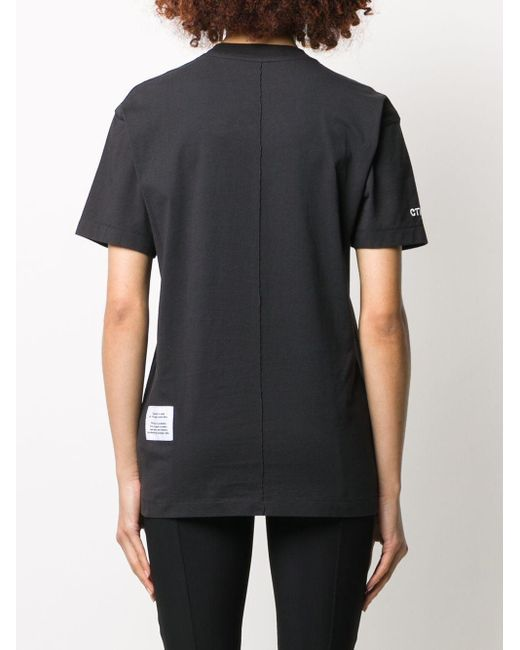 Heron Preston グラフィック Tシャツ Black