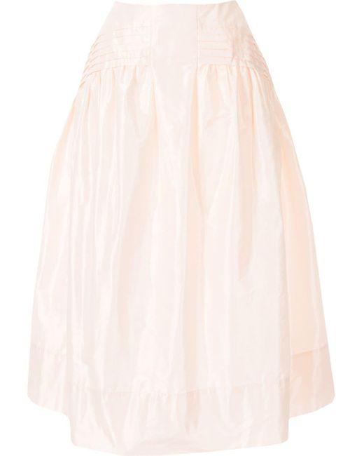 Simone Rocha フルスカート Pink