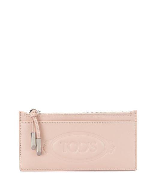 Tod's コインケース Pink