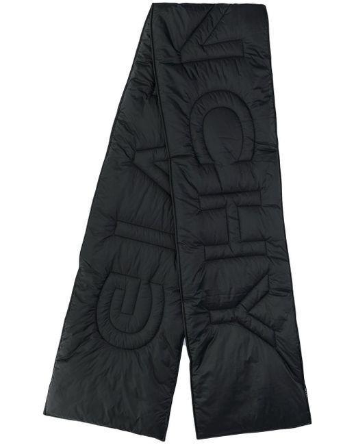 Givenchy パデッド スカーフ Black