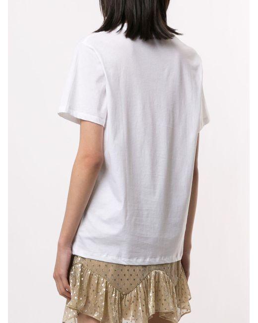 IRO クルーネック Tシャツ White