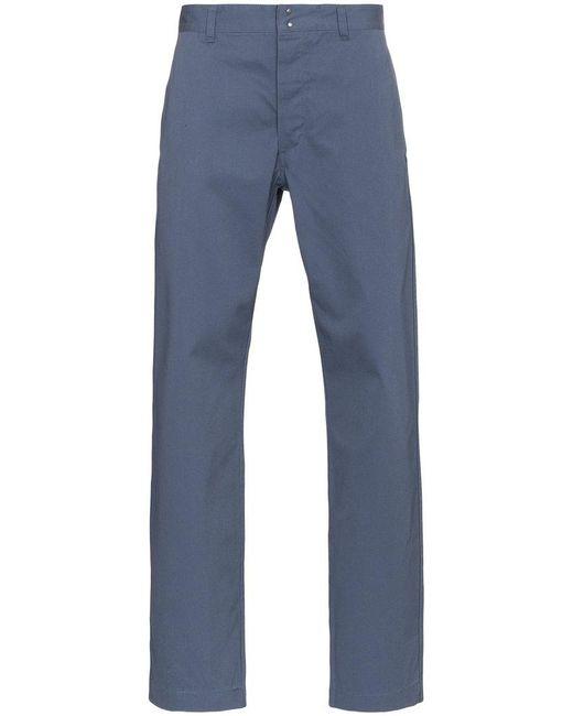 Visvim - Blue Pastoral Trousers for Men - Lyst