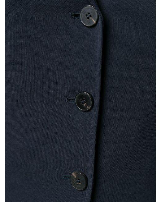 Alberto Biani シングル ジャケット Blue