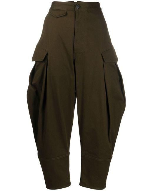 DSquared² フラップポケット パンツ Green