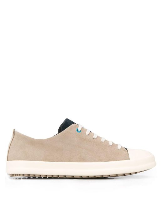 Camper Gray Twins Sneakers for men