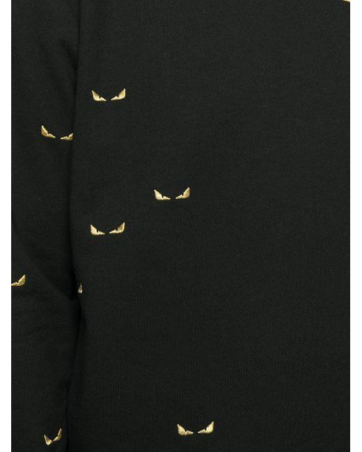 Толстовка Bag Bugs Fendi для него, цвет: Black