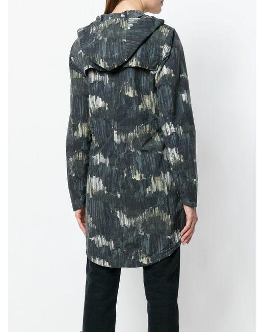 Canada Goose Brossard プリント コート Multicolor