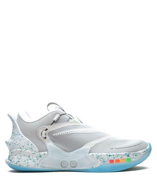 メンズ Nike Adapt ローカット スニーカー Gray