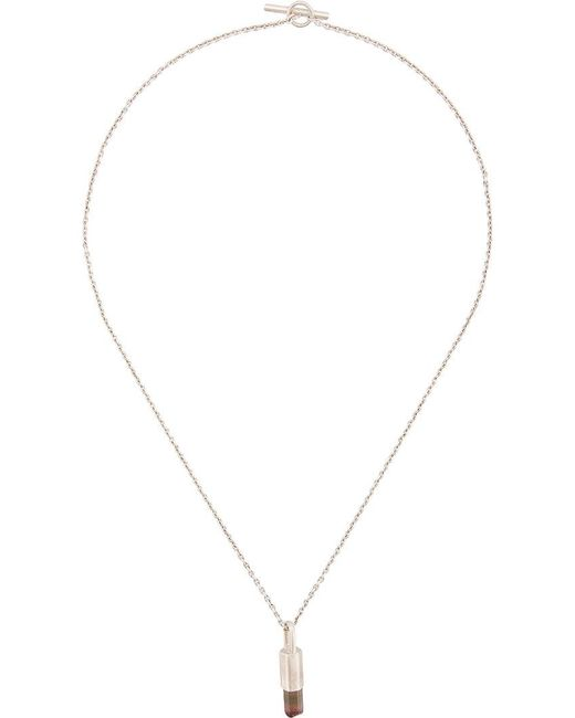 Parts Of 4 - Gray Talisman Necklace - Lyst