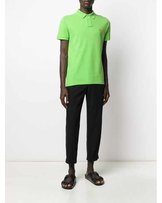 メンズ Polo Ralph Lauren ポロシャツ Green