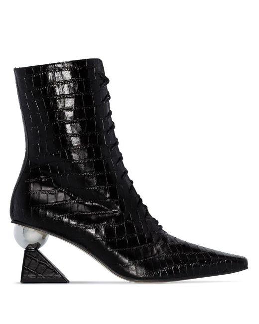 Yuul Yie Gloria 70 ブーツ Black
