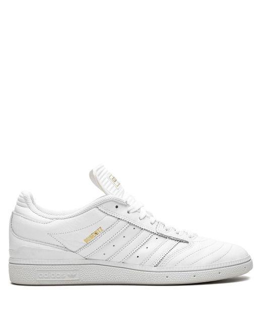 adidas Zapatillas Busenitz de mujer de color blanco
