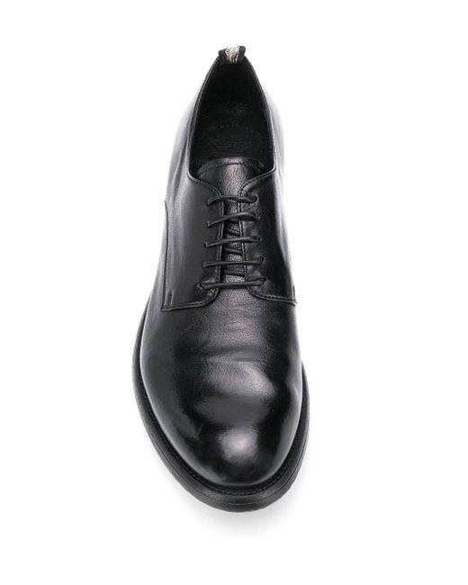 Officine Creative 'Ignis' Derby-Schuhe in Black für Herren