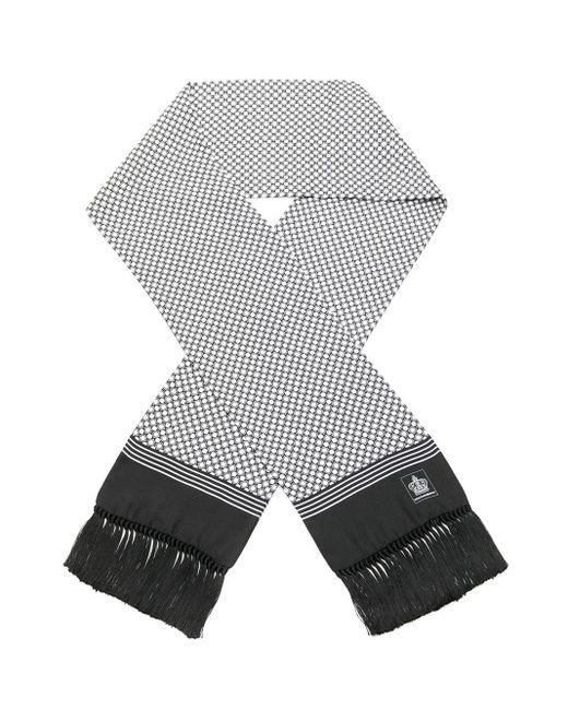 メンズ Dolce & Gabbana ロゴ スカーフ Multicolor