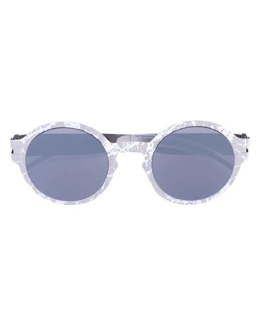seleziona per il meglio stile classico sezione speciale Women's Metallic X Maison Margiela 'transfer 003' Sunglasses