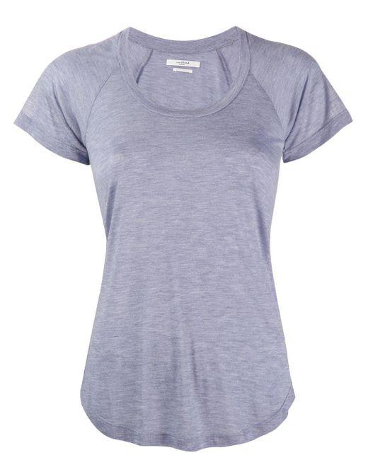 Étoile Isabel Marant Almon Tシャツ Blue