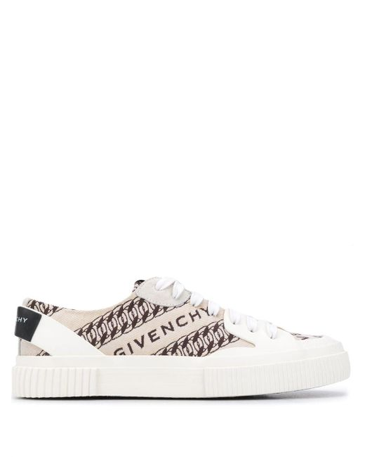 Givenchy Multicolor Sneakers mit Logo
