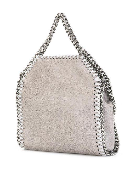 Мини-сумка На Плечо 'falabella' Stella McCartney, цвет: Gray