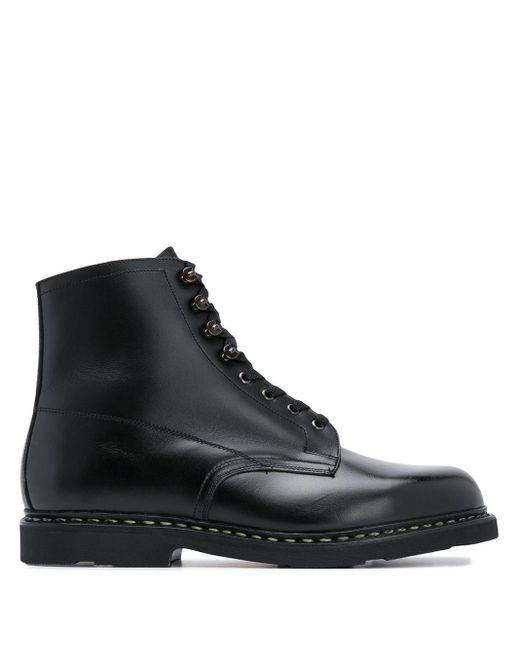 Ботинки Imbattable Paraboot для него, цвет: Black