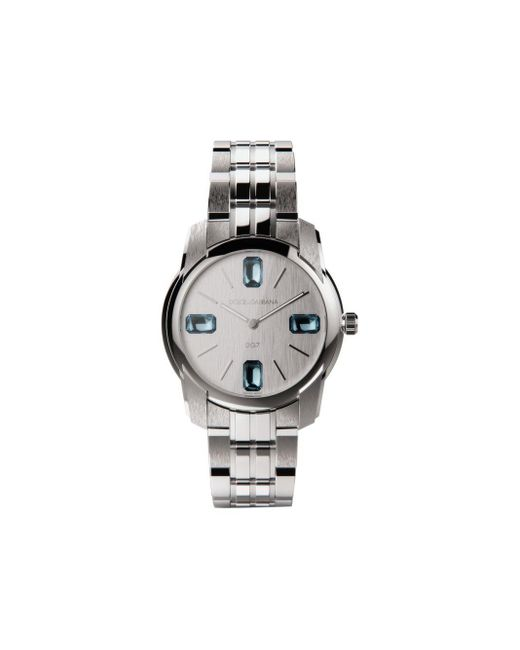 Dolce & Gabbana Metallic Dg7 Topaz 40mm Watch for men