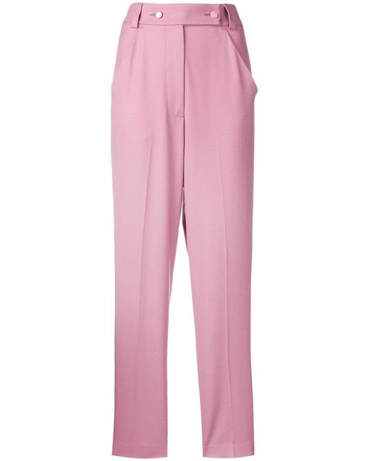 Marco De Vincenzo - Tapered Trousers - Lyst