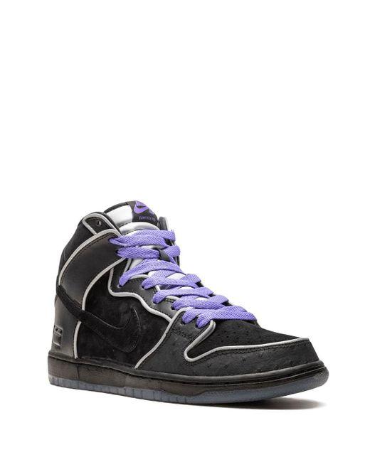 promo code 875c6 9263f Men's Black Dunk High Elite Sb Sneakers