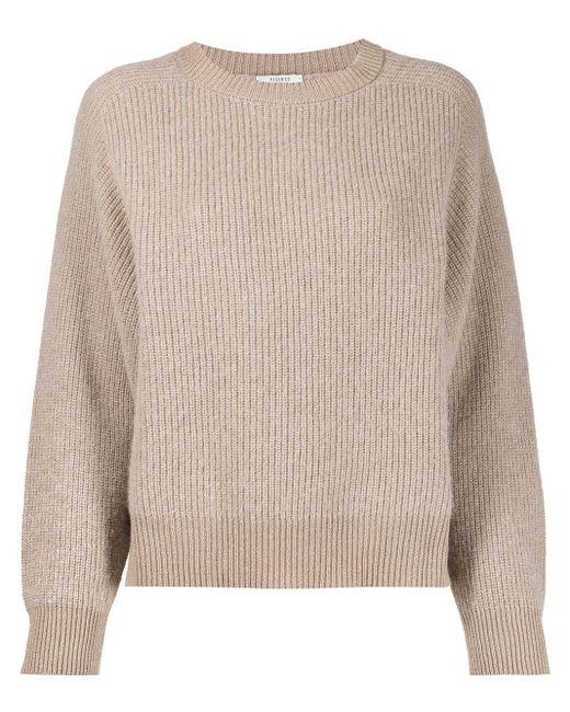 Peserico リブ セーター Multicolor