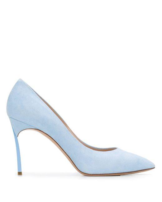 Escarpins Blade Casadei en coloris Blue