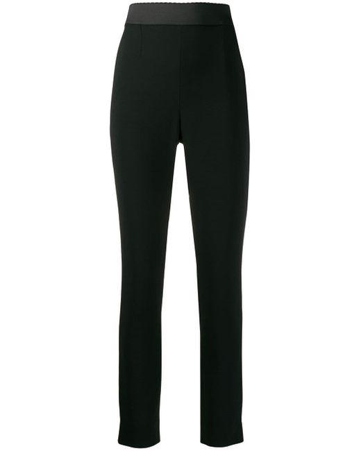 Dolce & Gabbana スリムフィット レギンス Black